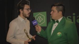 Programme Excellence jeunesse Desjardins  - Entrevue François Rousseau