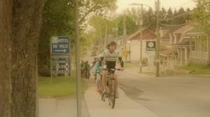 Une journée à vélo pour les élèves de l'école Sainte-Marie de Saint-Boniface